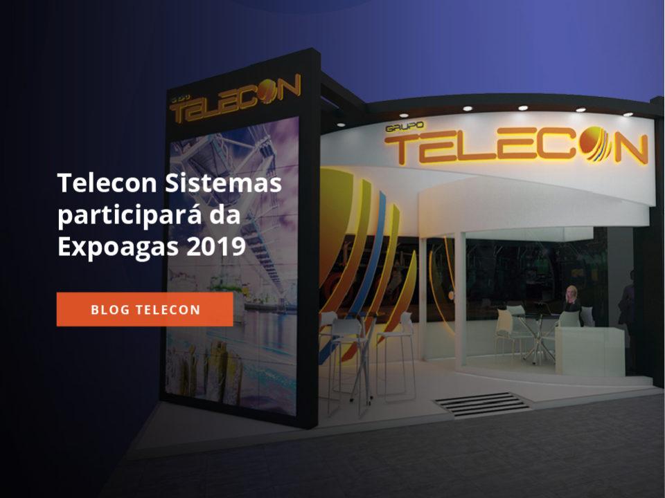 Telecon Sistemas participará da Expoagas 2019